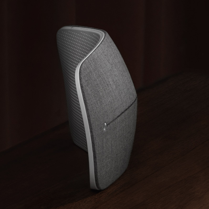 The BeoPlay A6 Explores a New Angle for Audio