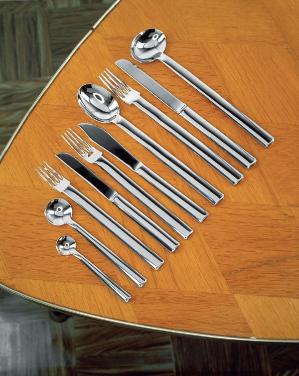 Rundes Modell cutlery by Josef Hoffman