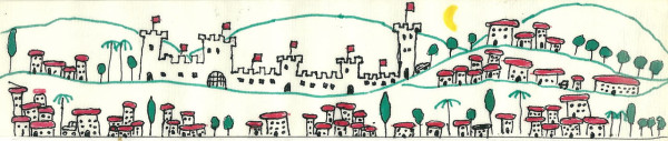 A childhood drawing
