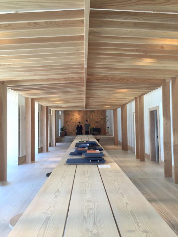 Dinesen showroom in Copenhagen