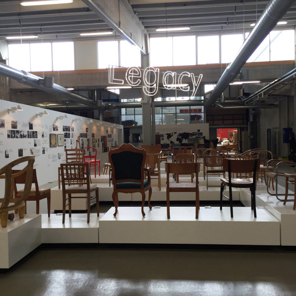 Chairs from Fritz Hansen's history