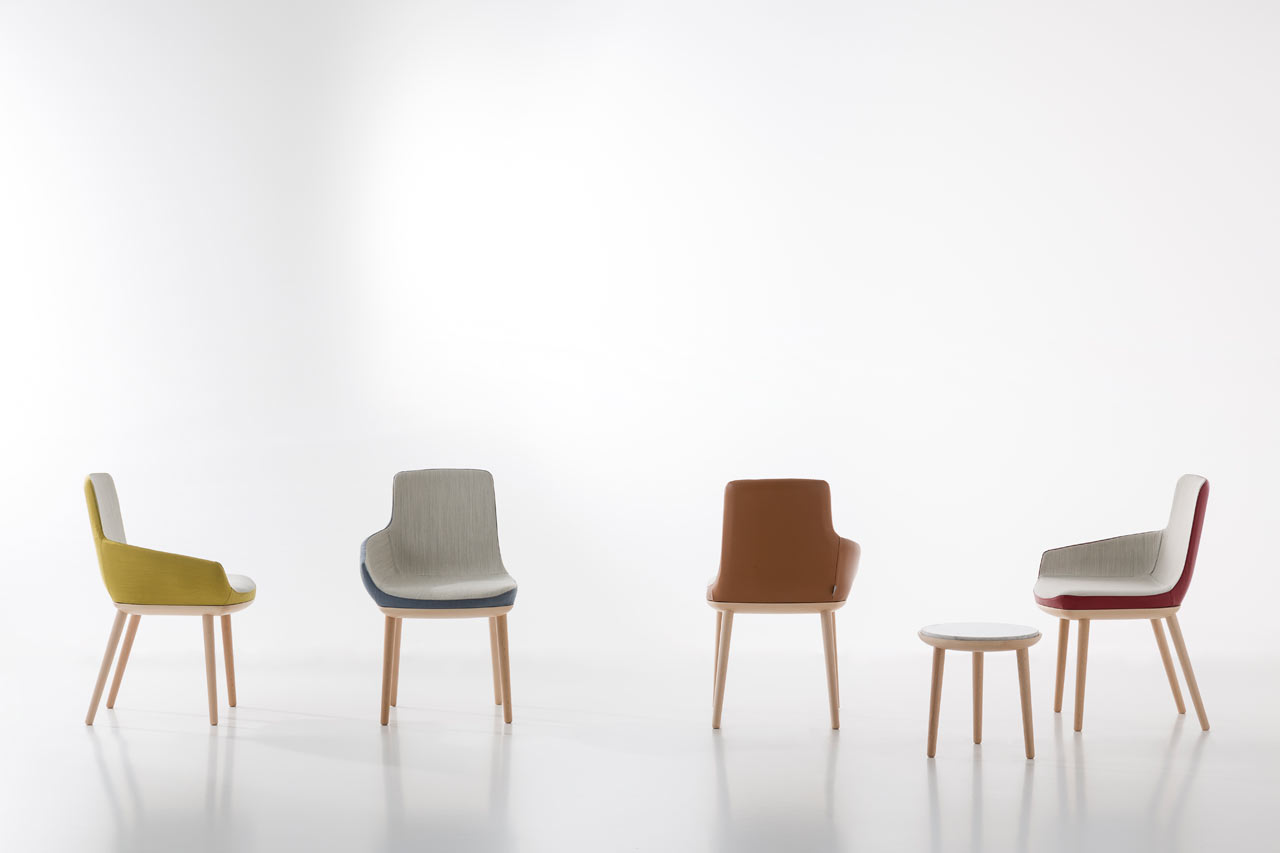 Ego: A Chair with Asymmetrical Geometry