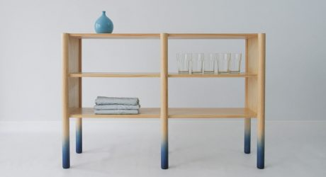 Simple and Unpretentious Shelf Designed by Estudio Prado