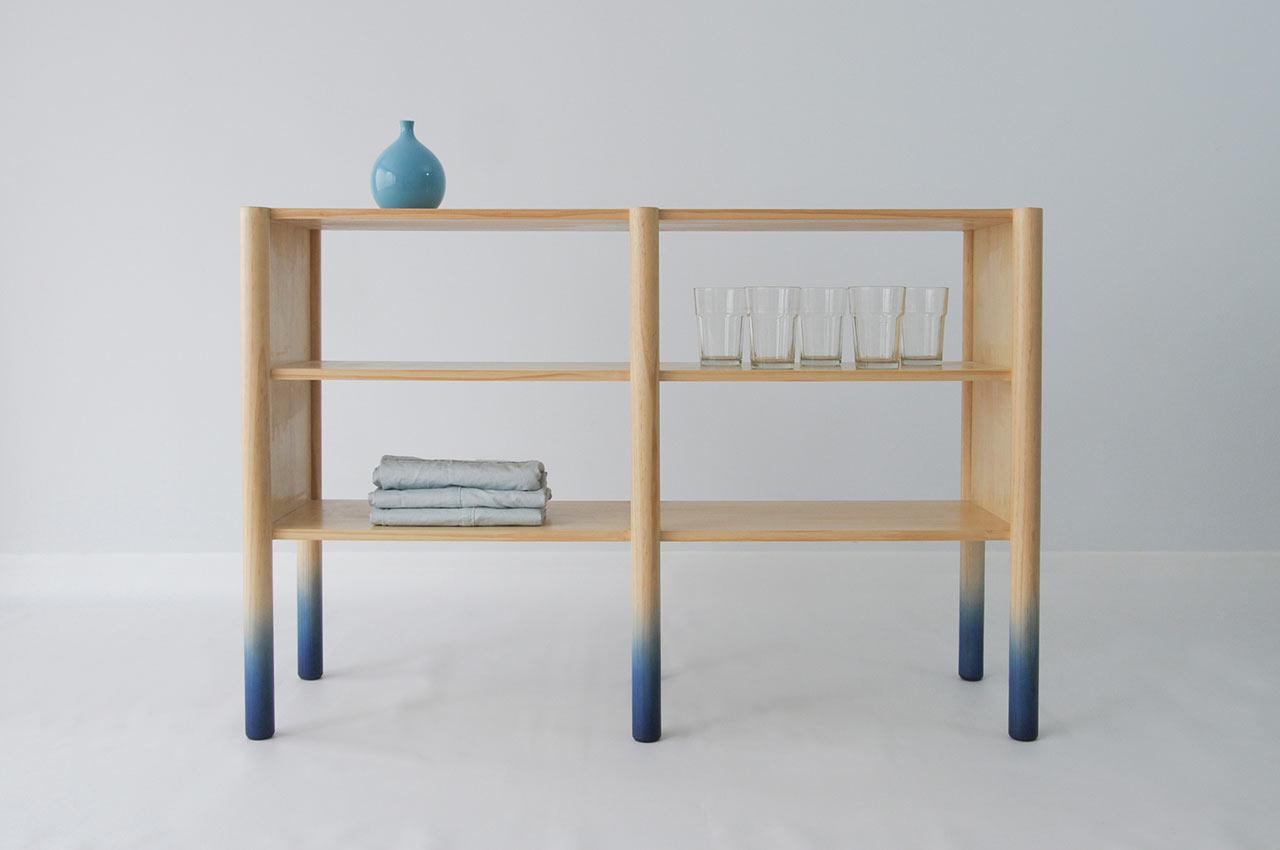 Simple and Unpretentious Shelf Designed by Estudio Prado