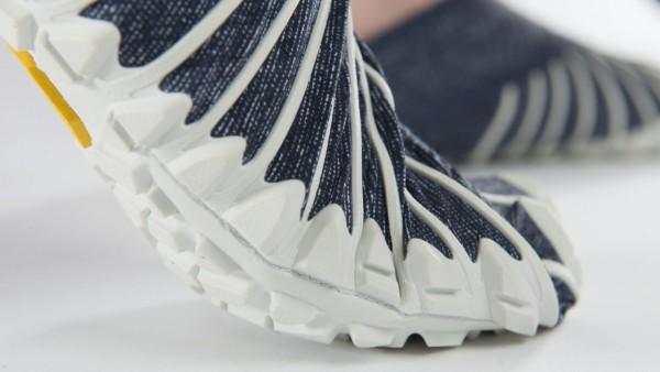 Furoshiki -Vibram-shoes