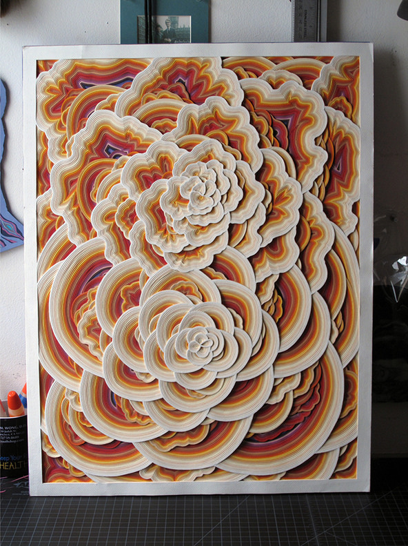 laser cut wood art of gabriel schama design milk
