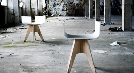 Taboustool: A Stool Made of Solid Surface HI-MACS®