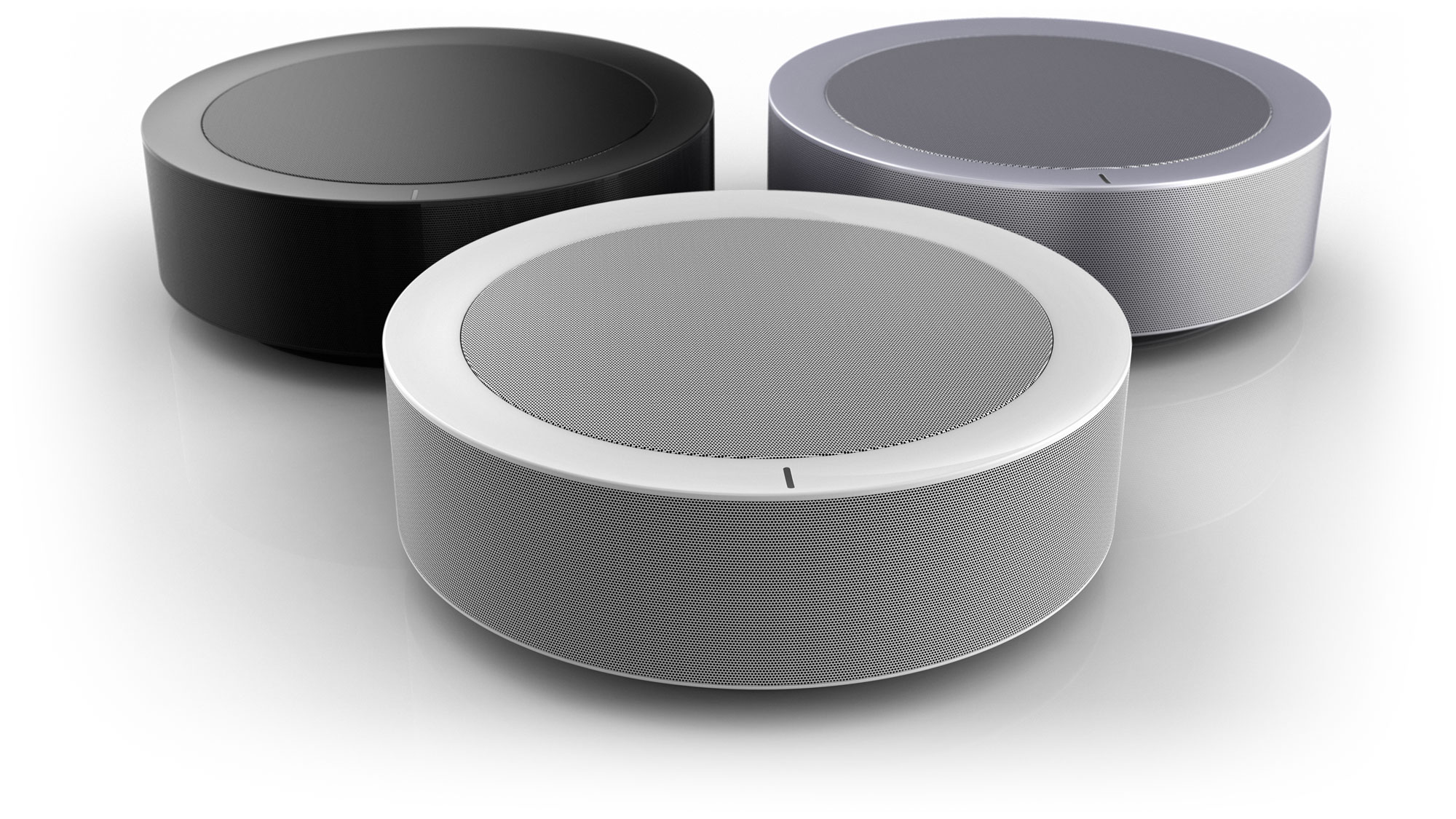 HiddenHUB Optimizes 360-degree Sound to the Shape of Your Room