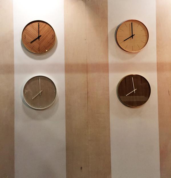 IDSwest-Roundup-2015-9-Pistol-Wood-Clocks