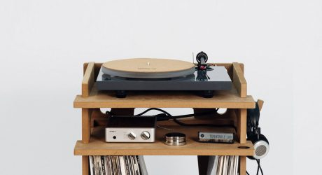 The Turntable Station by Line Phono