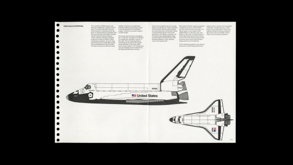 A page spread from the original manual