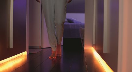 The Philips Hue Lightstrip Plus Is Brighter, More Flexible and Extendable