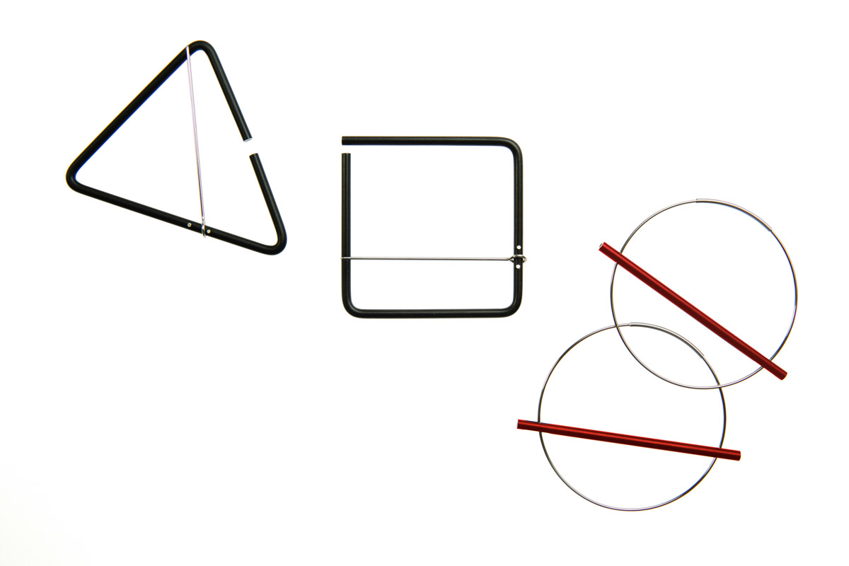 Architectural Jewelry by Phoebe Porter