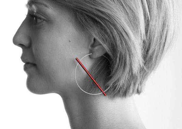 Phoebe Porter_Construct earrings 1