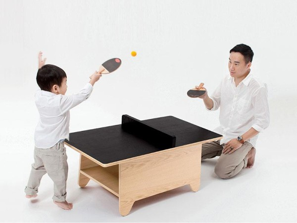 Ping Pong Table - Huzl Design