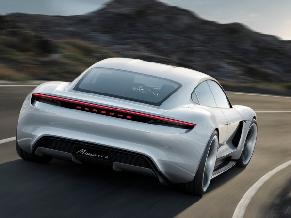 Porsche-MissionE-rear