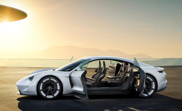 Porsche-MissionE-side