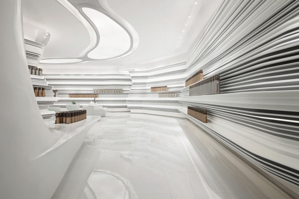 Public Space Category GuangZhou Daosheng Interior Design Co PINKAH