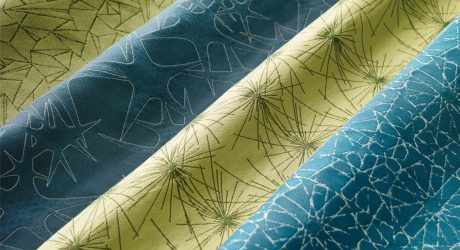 Looking Up: A Textile Collection by Raleigh Denim for Bernhardt Design