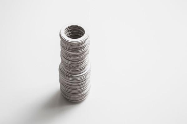 Redefining-Paper-13-Porcelain-Vase-Dan-Hoolahan