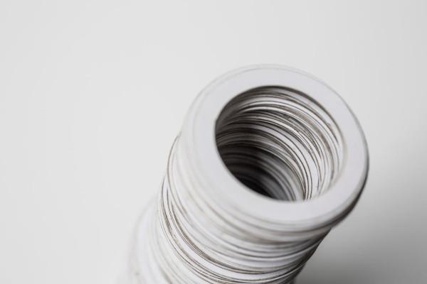 Redefining-Paper-14-Porcelain-Vase-Dan-Hoolahan