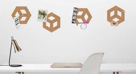 Roll + Pin: The Pinboard Re-Imagined