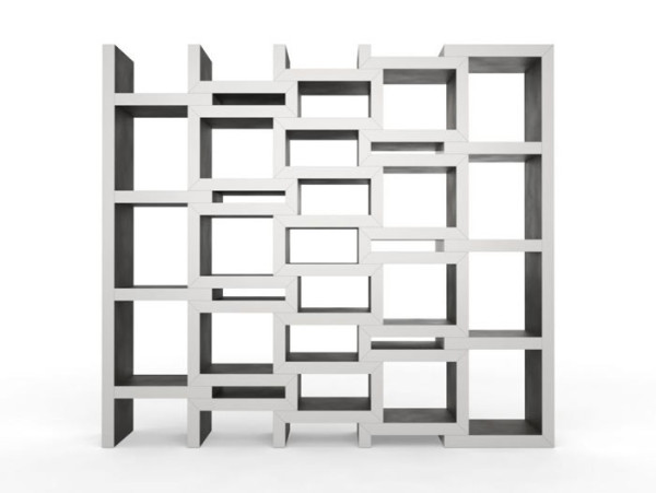 roundup: 10 cool, modern bookshelves - design milk