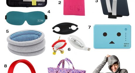 10 Travel Accessories to Make Your Next Trip More Bearable