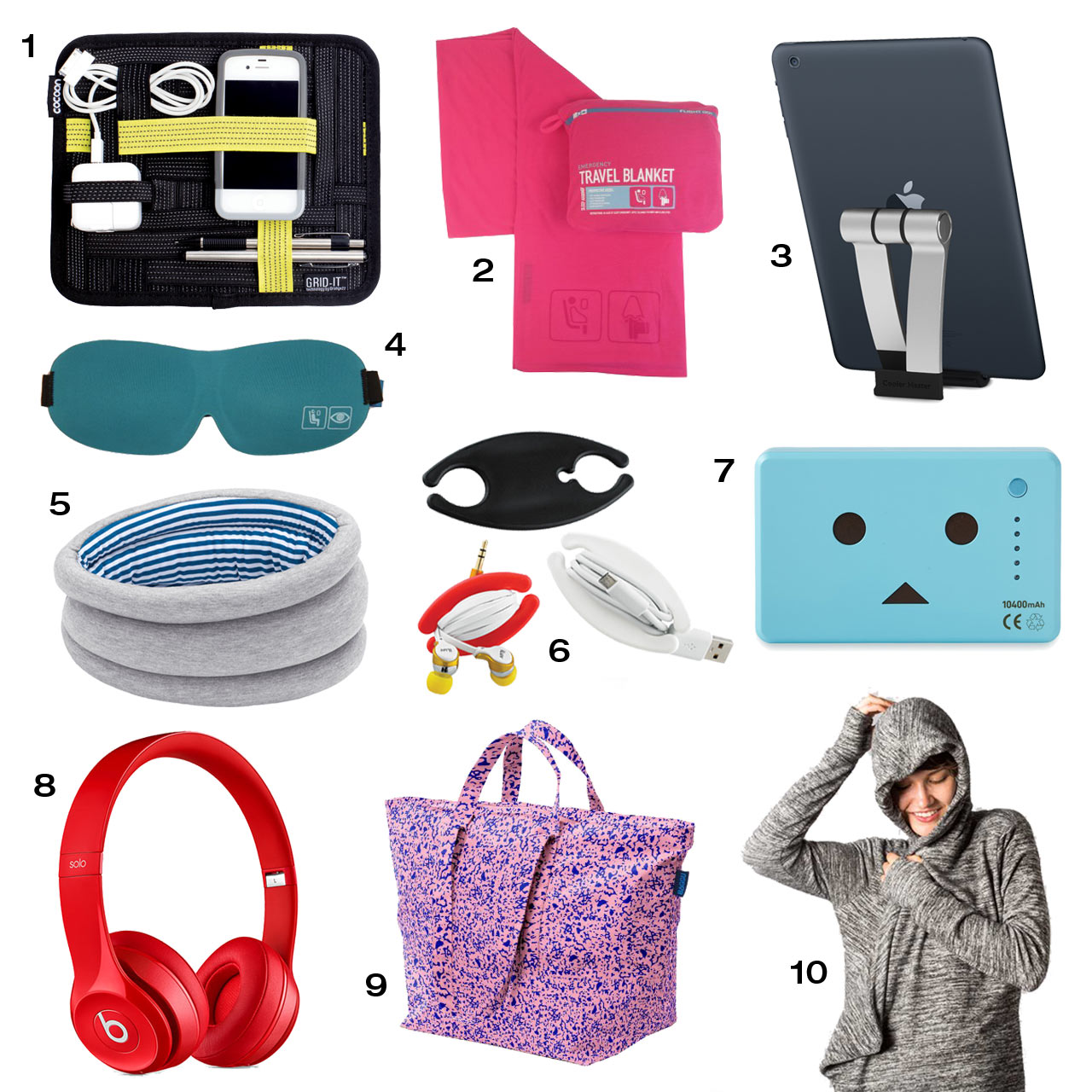 10 Travel Accessories For Your Next Trip Design Milk