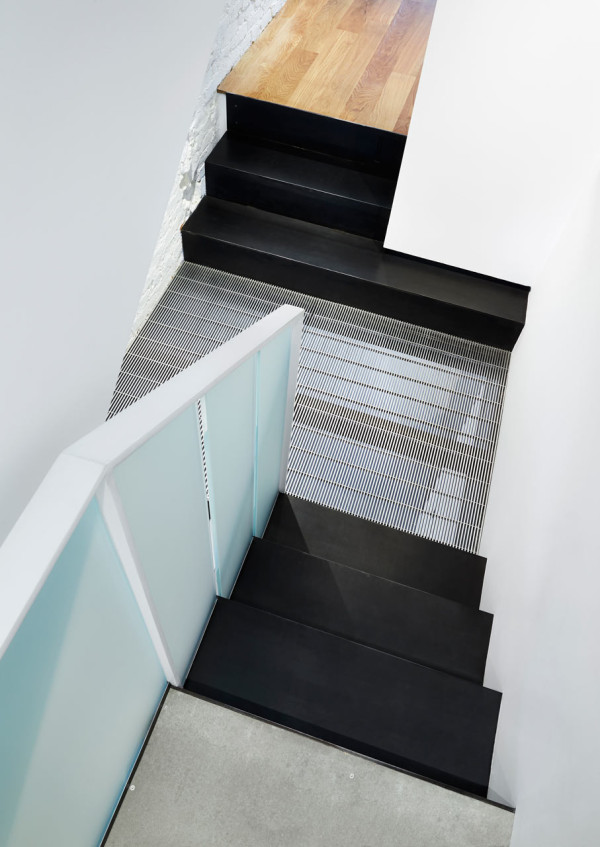 Salt And Pepper Dc a renovated row house in dc's capital hill - design milk