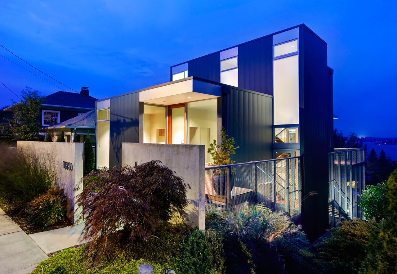The stair house by david coleman architecture design milk