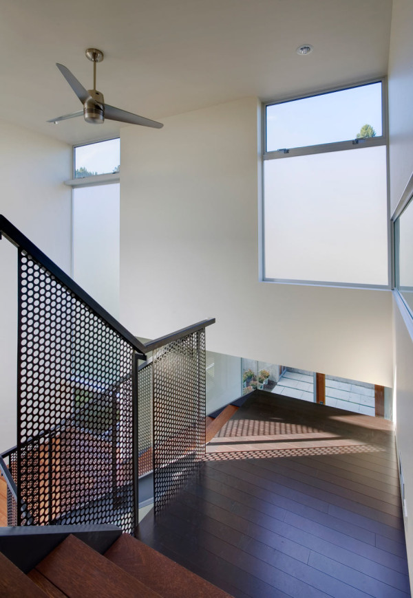 The Stair House by David Coleman Architecture - Design Milk