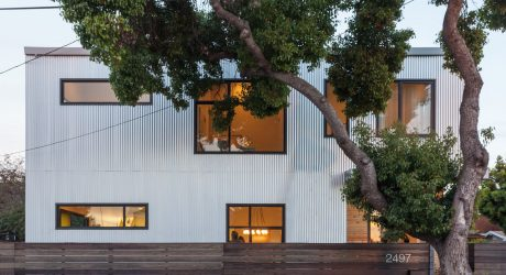 Valley Street House in Berkeley, California