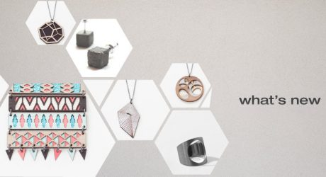 Fall Modern Jewelry Releases from Adorn Milk