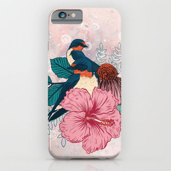 barn-swallow-bird-iphone-case