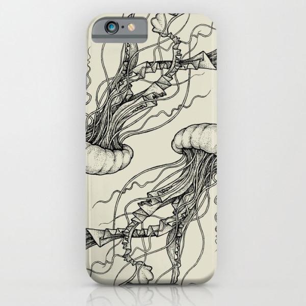 jellyfish-phone-case-black