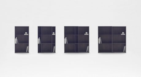 Nest Shelf by Nendo
