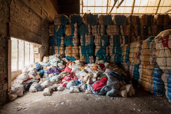 Recycled down | Nau