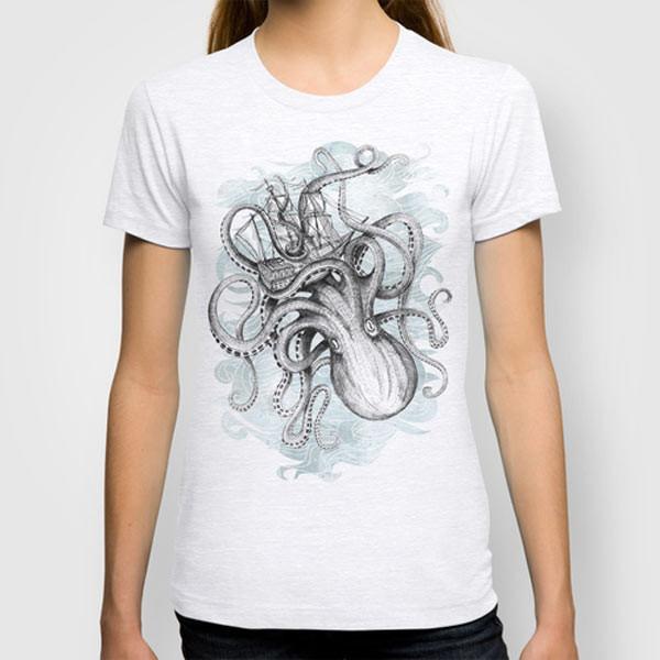 sea-octopus-t-shirt