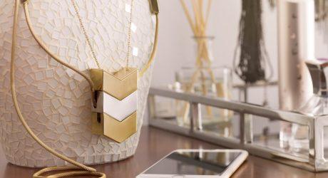 Tinsel's Hidden Headphone Necklace: The Dipper