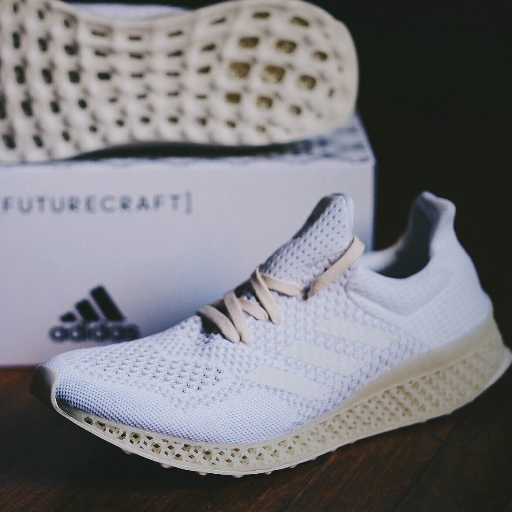 online store 7f651 0b14b A Preview of a Custom Fit Future  adidas Futurecraft 3D