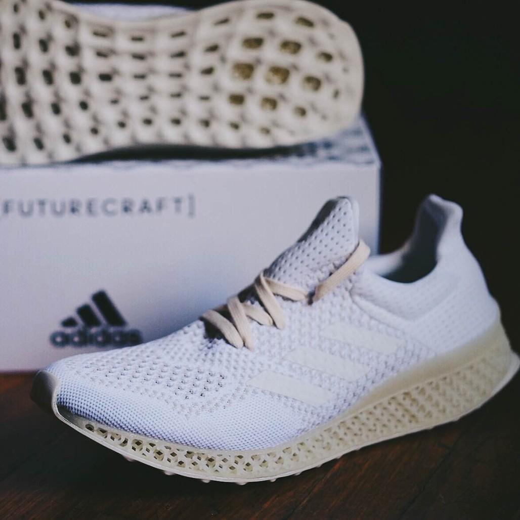 A Preview of a Custom Fit Future: adidas Futurecraft 3D