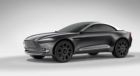 Aston Martin DBX Concept Showcased at Tom Dixon's MULTIPLEX