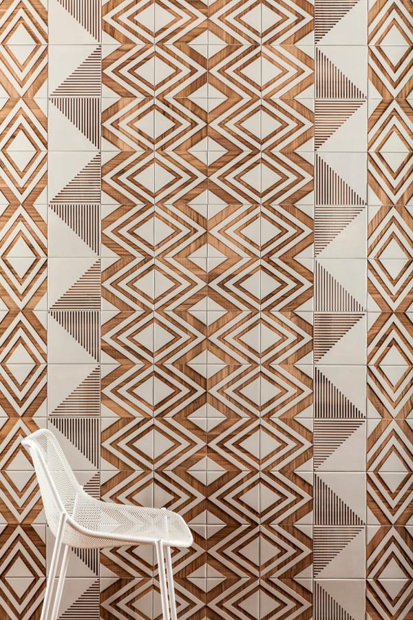 Wood Tile That Explores Brazilian History Design Milk
