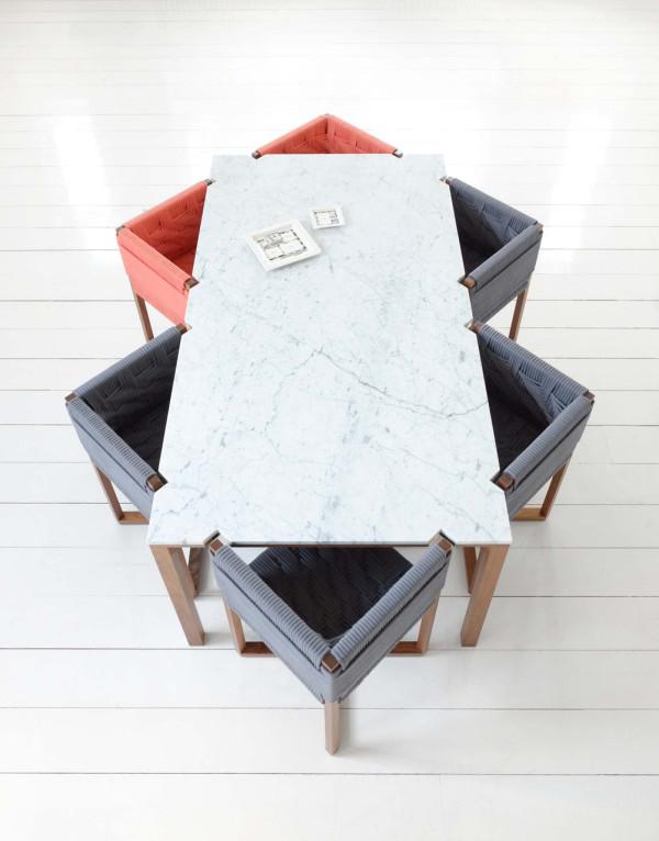 Furniture made using traditional techniques design milk - Bureau de change design ...