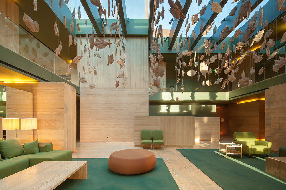 A Hotel in Portugal Devoted to Wine Lovers