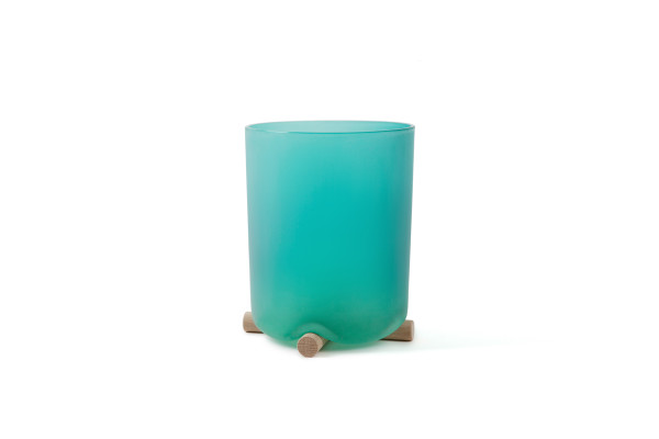 Dorset Series Glass Vase 2 by Note, Another Country_