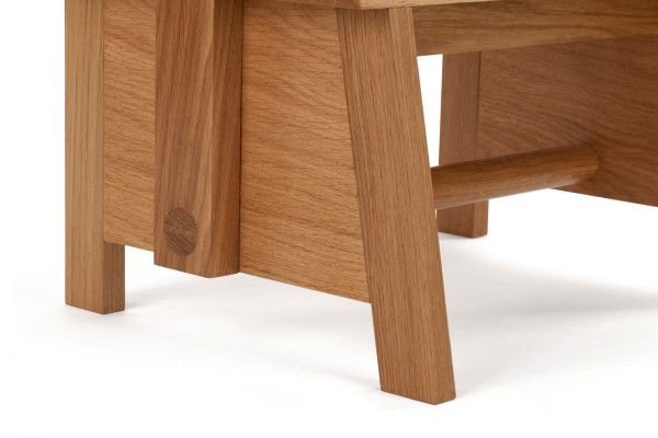 Dorset Series Step Stool 2 by by Catherine Aitkin, Another Country_
