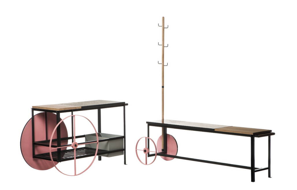 Douglas & Company Launch Whimsical, Limited Edition Furniture