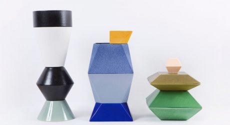 Elise Luttik + Hester Stolk Launch Stackable Collection